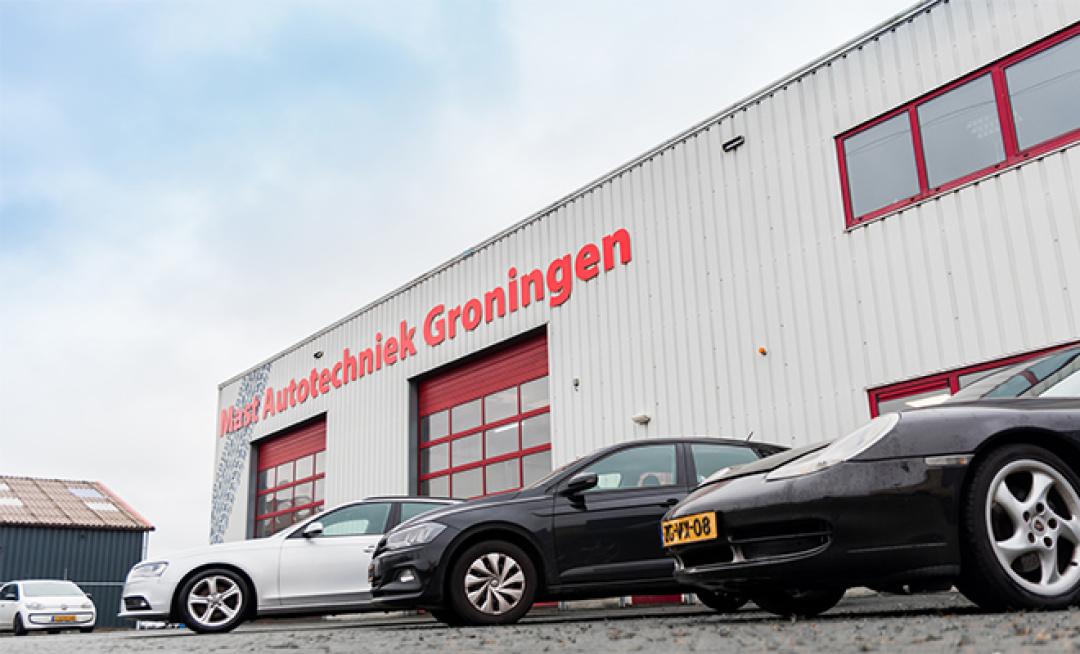 Mast Autotechniek Groningen-Groningen